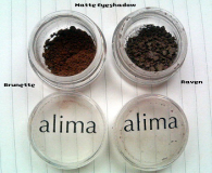 alima matte shadow